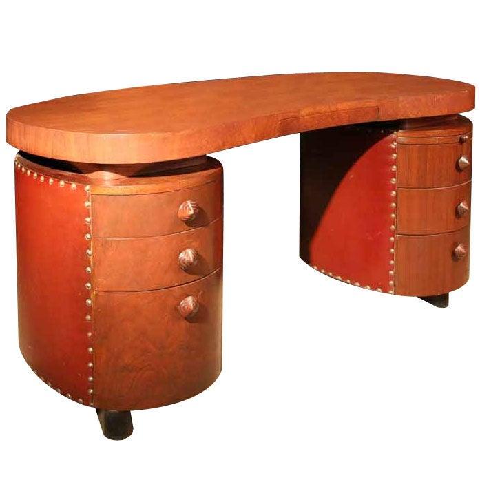 Gilbert Rohde Paldao Desk Circa 1940s At 1stdibs