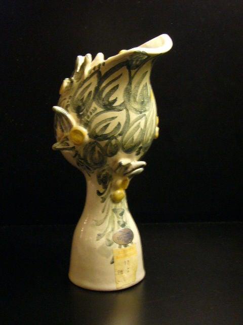 Mid-20th Century Whimsical Bjorn Wiinblad Head Vase