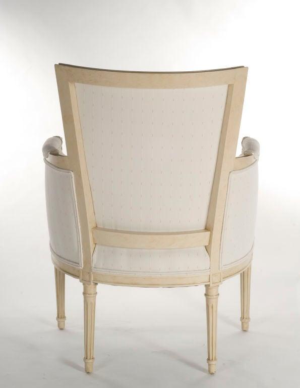 Louis XVI Painted Directoire Chair 3