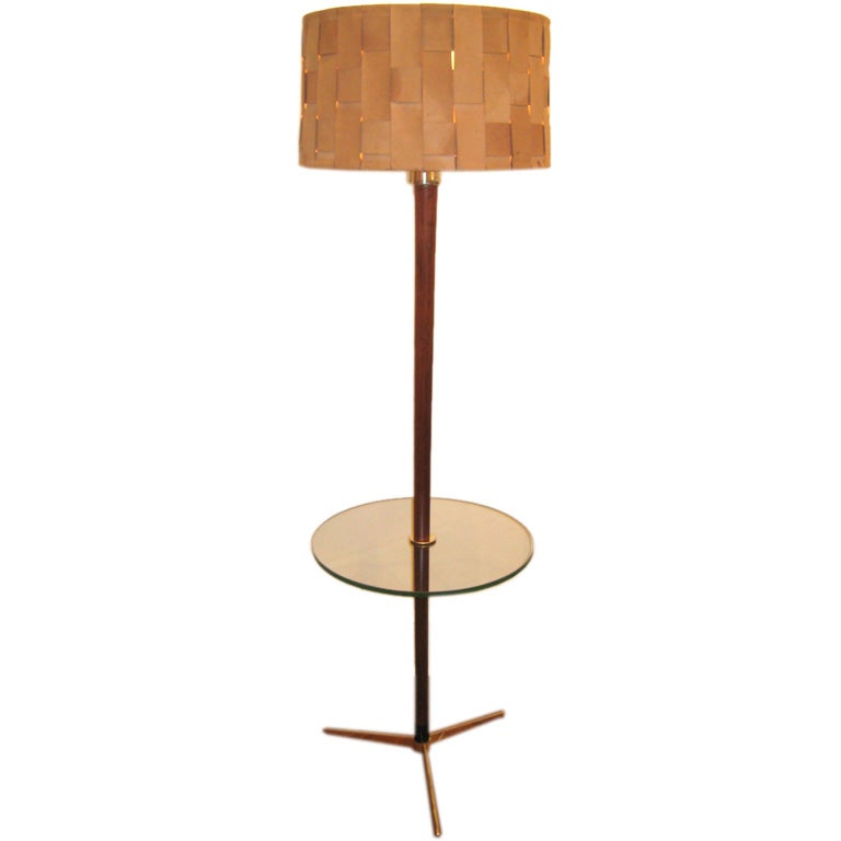 this floor lamp with glass table is no longer available. Black Bedroom Furniture Sets. Home Design Ideas