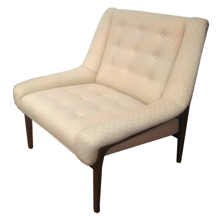 Oversized danish arm chair at 1stdibs for Oversized armchair