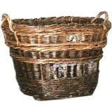 Champagne Grape Basket