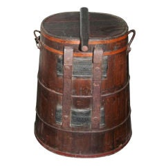 Chinese Water Bucket