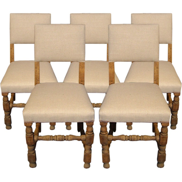 Baroque style chairs at 1stdibs for Baroque style dining chairs