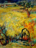 """""""Les Bles"""" by Richard Bellias"""