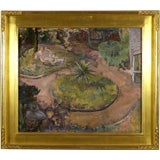 """Our Garden"" by Gertrude Partington Albright"