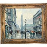 """""""Paris, Place Vendome"""" by Jean Salabet"""
