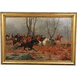"""A Travers Bois"" by Jean Richard Goubie"