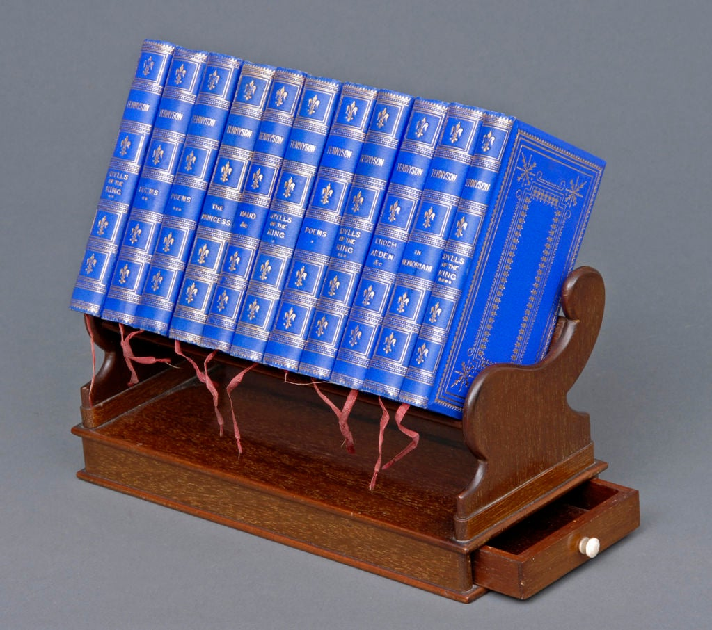 Diminuative Book Stand 3