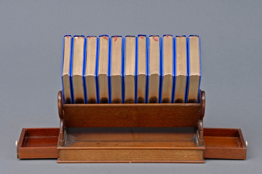 Diminuative Book Stand 5