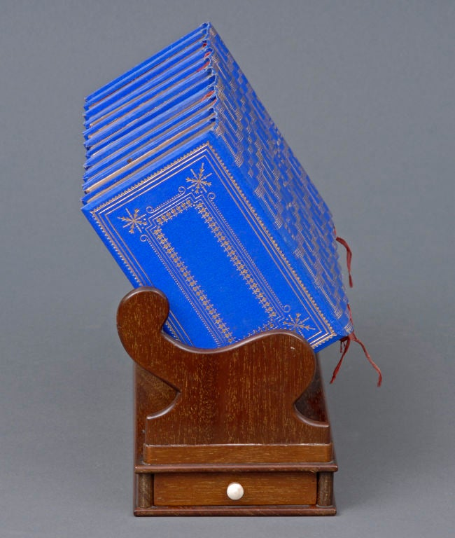 Diminuative Book Stand 4