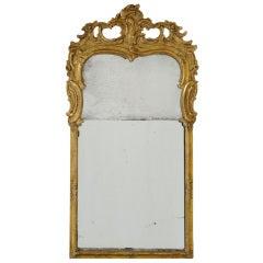 Dutch Rococo Mirror