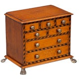 English Miniature Chest