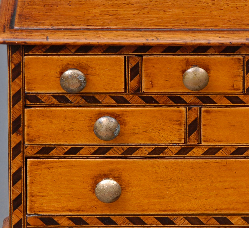 English Miniature Chest For Sale 2