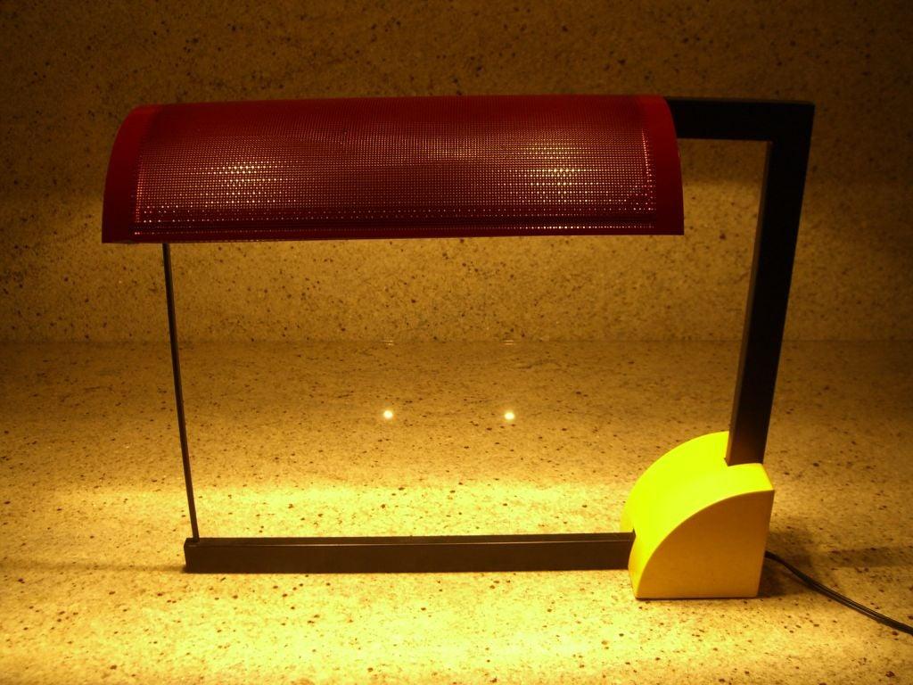 Robert Sonneman For George Kovacs 1988 Vibrant Desk Lamp