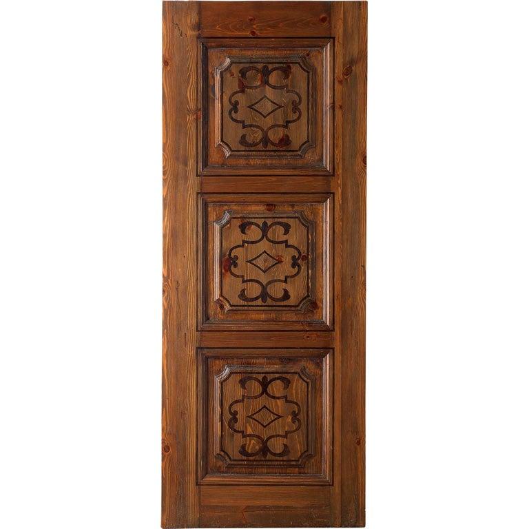 Portera 18th Century Antique Spanish Interior Door At 1stdibs