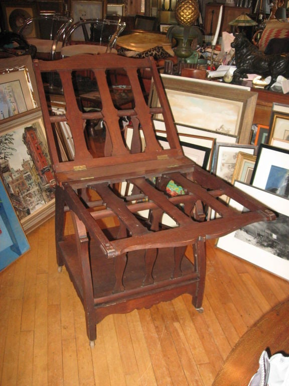 19th Century Folio Stand For Sale 1