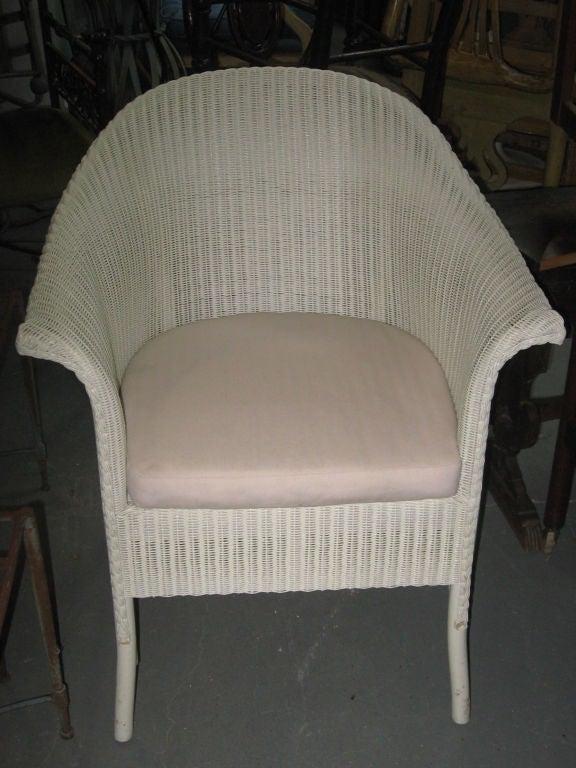 how to clean lloyd loom furniture
