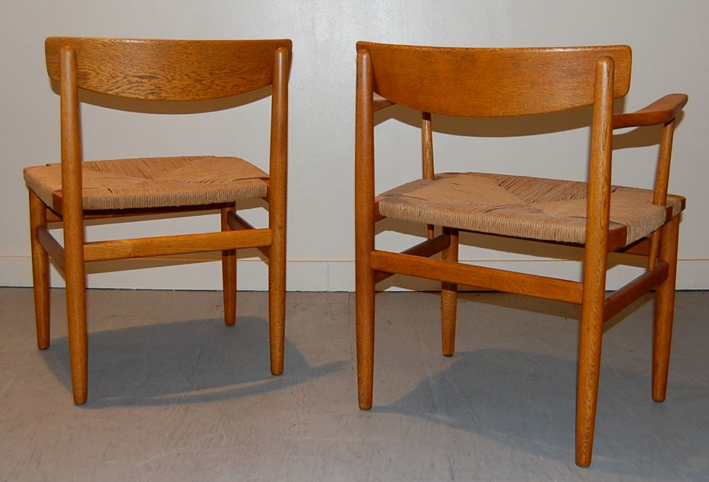 this 8 borge mogensen shaker dining chairs is no longer available