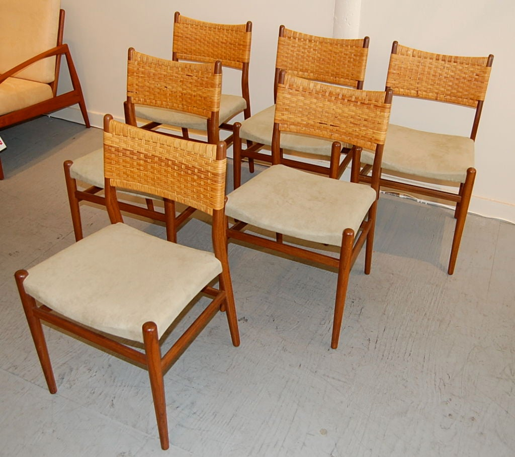 this six cane back danish dining chairs is no longer available