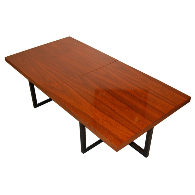 Expandable John Keal For Brown Saltman Coffee Table At 1stdibs