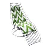 Modern Swivel Lounge Chair