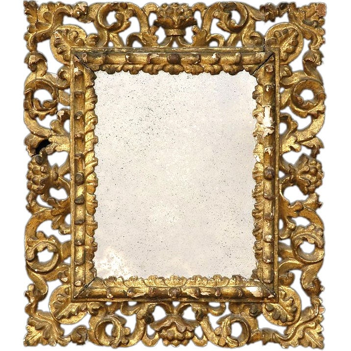 17th century italian mirror at 1stdibs for 17th century mirrors