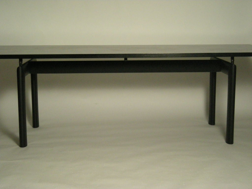 LE CORBUSIER LC 6 DINING OR CONFERENCE TABLE At 1stdibs