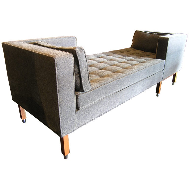 Tete A Sofa In The Style Of Edward Wormley