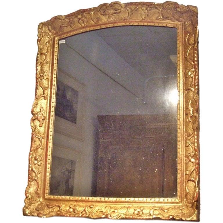Period Regency Giltwood Mirror