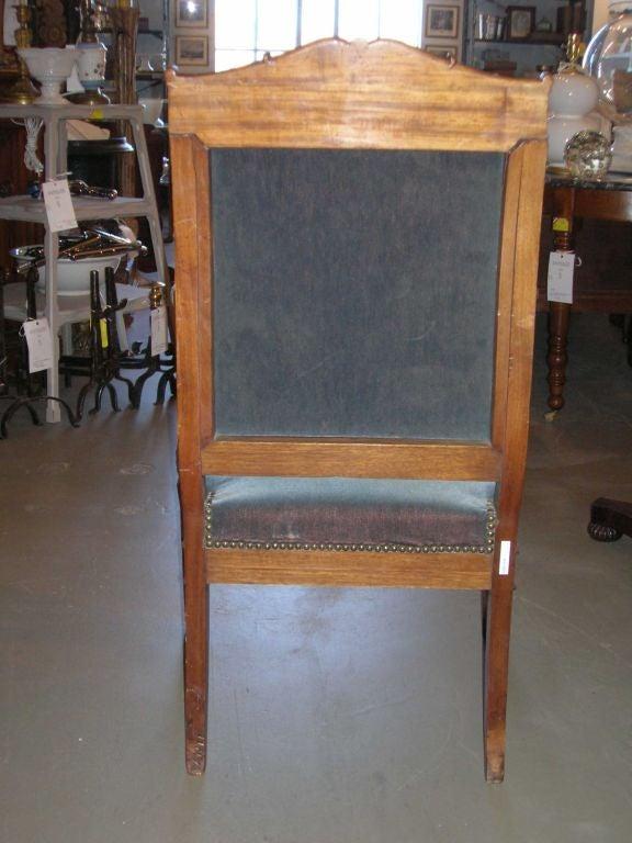 Restauration Period Armchair 10
