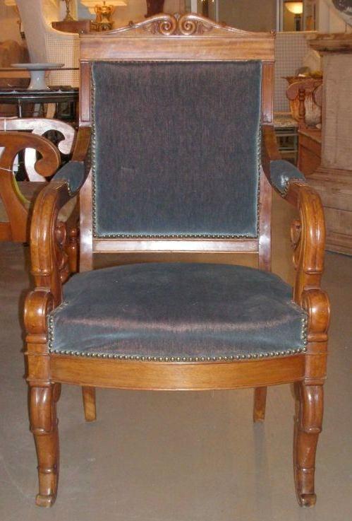 Restauration Period Armchair 2