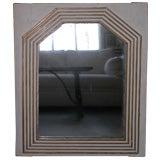 Arched top mirror