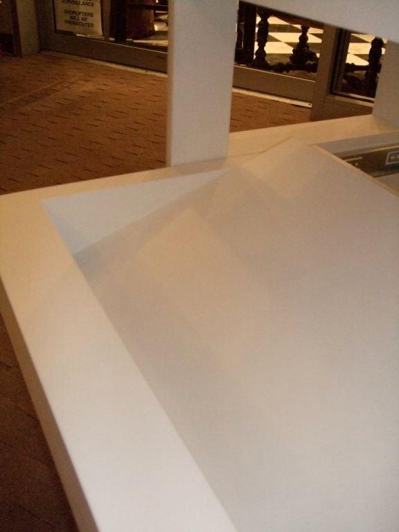 Custom Bedside Book Table For Sale 1