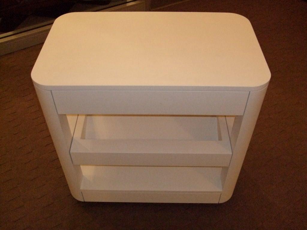 Custom Bedside Book Table For Sale 2