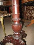Black Forest Walnut and Marquetry Tilt-Top Table image 7