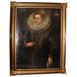 17th Century Spanish Portrait