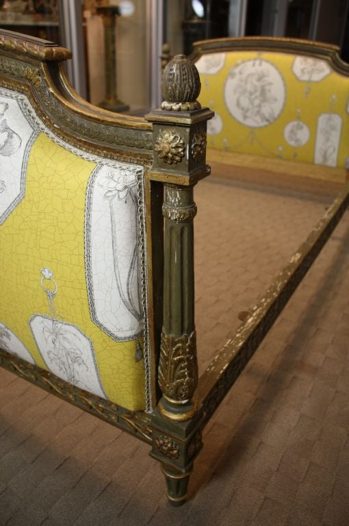 French Louis XVI Period Painted Daybed For Sale 6