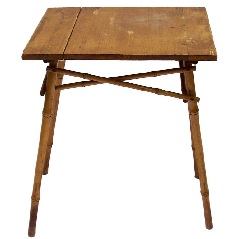 Thonet bamboo table for Table thonet