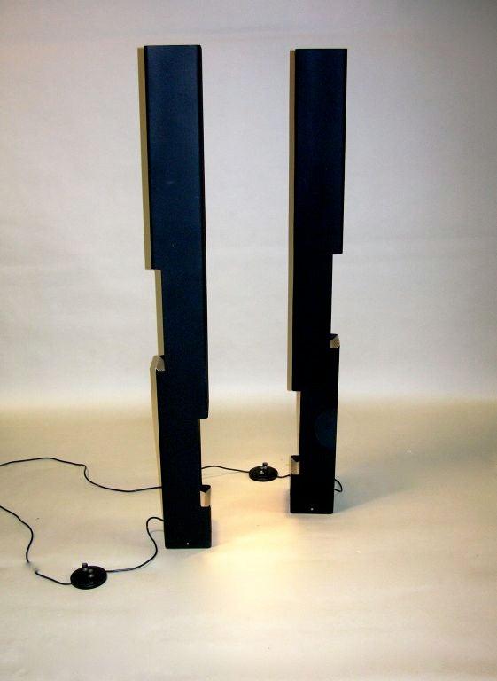 vittoriano vigano floor lamps arteluce at 1stdibs. Black Bedroom Furniture Sets. Home Design Ideas