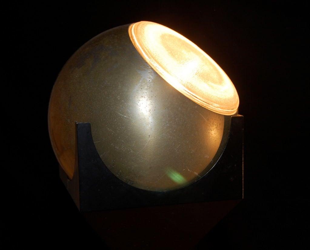 Arredoluce bisfera floor lamp at 1stdibs for Arredo luce