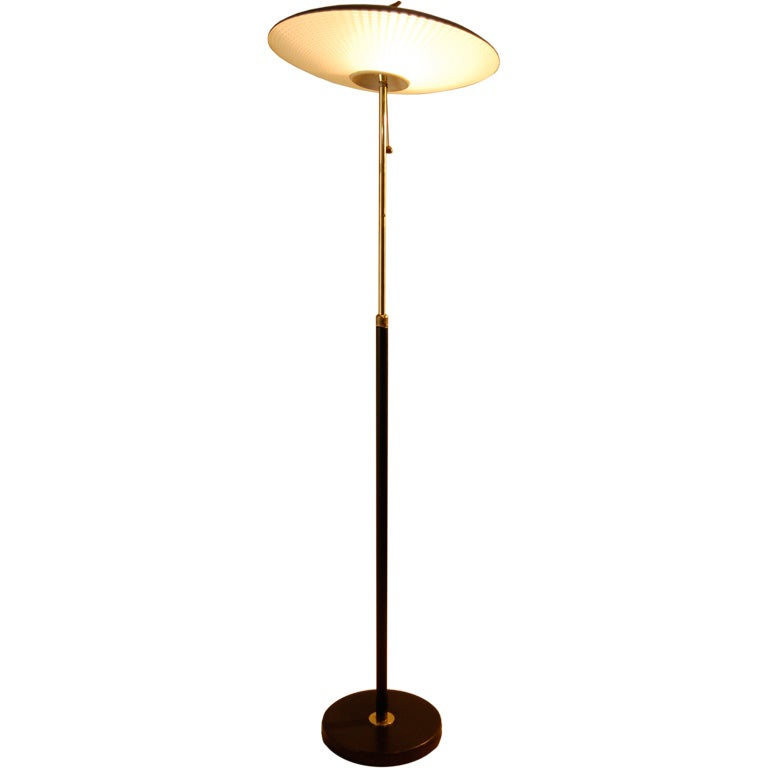 Italian Floor Lamp Studio 44 For O Luce At 1stdibs