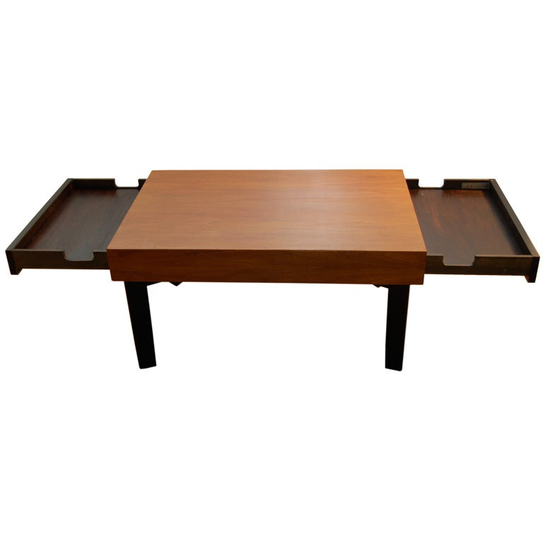 George Nelson Coffee Table At 1stdibs