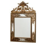Louis XIV Style Mirror