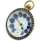 Glass Ball Clock
