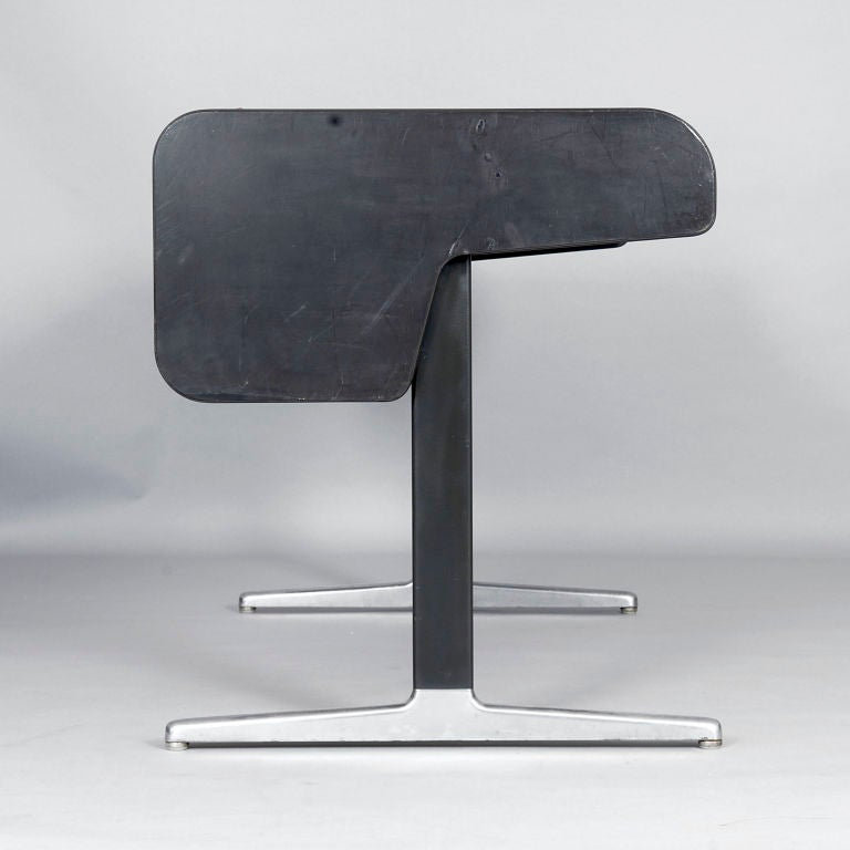 Roll-Top Tambour Desk by George Nelson for Herman Miller 4