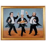 """""""The Three Tenors"""" by Fred Aris"""