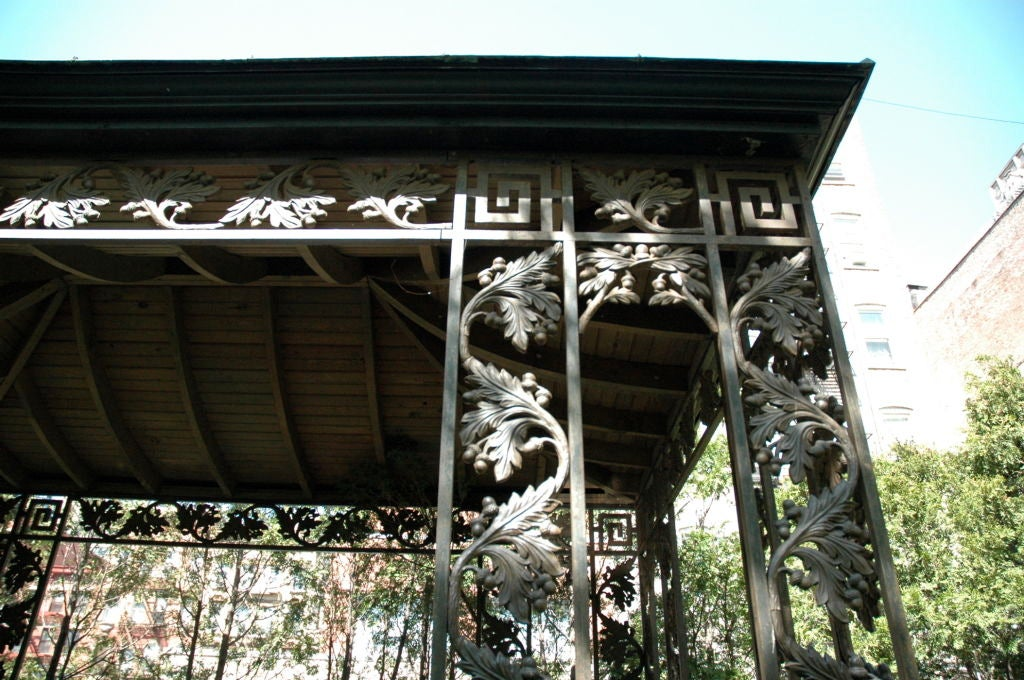 Cast Iron Gazebo For Sale At 1stdibs