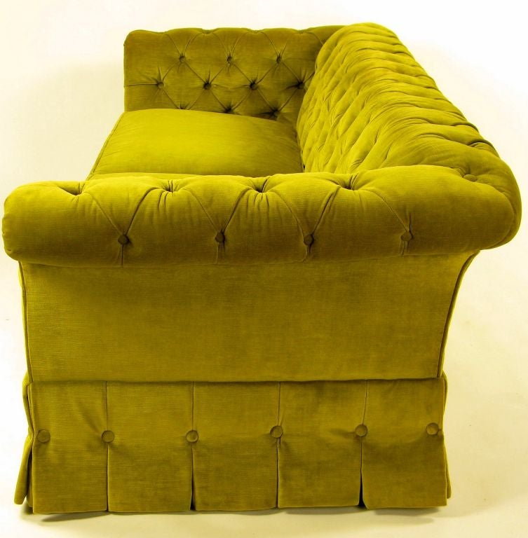 28 green velvet tufted sofa ava velvet tufted sleeper sofa
