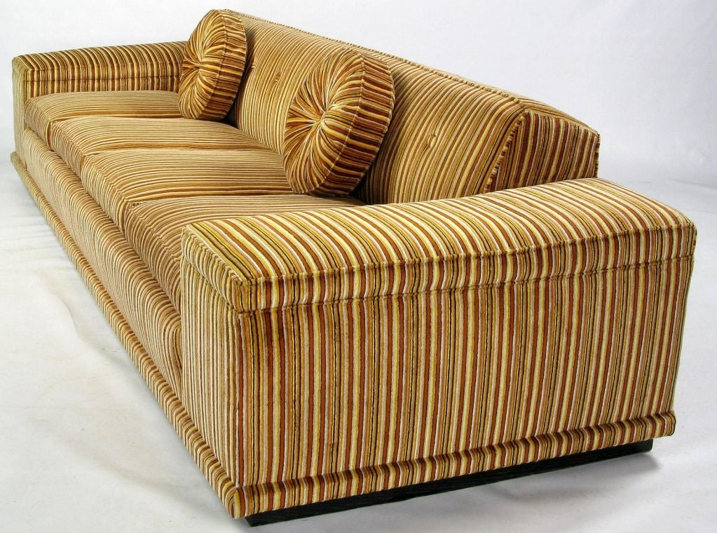 Sherman Bertram Of California 10 Sofa At 1stdibs